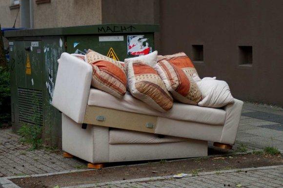 Entreprise pour le débarras d'objets encombrants dans un grenier Besançon
